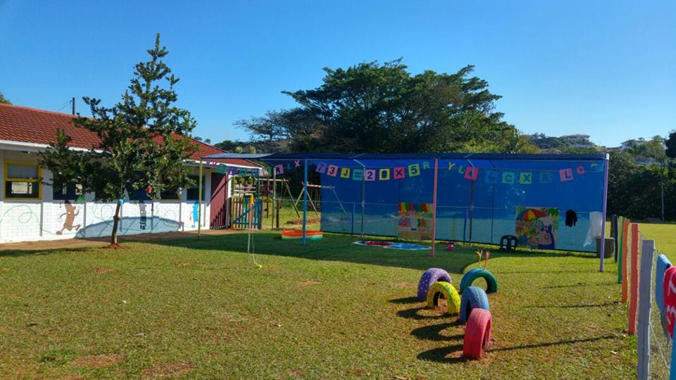 Little Saints Creche Grounds in Amanzimtoti