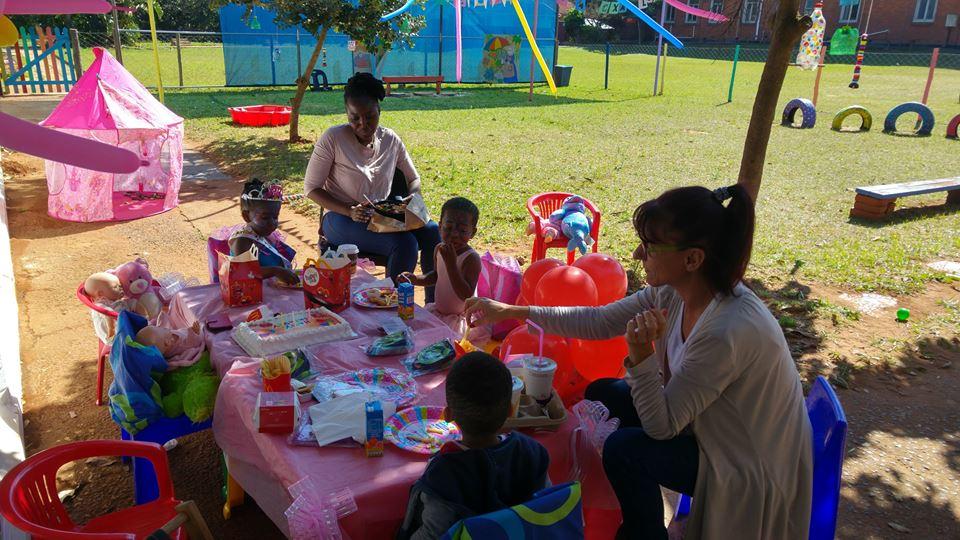 Little Saints Creche Party