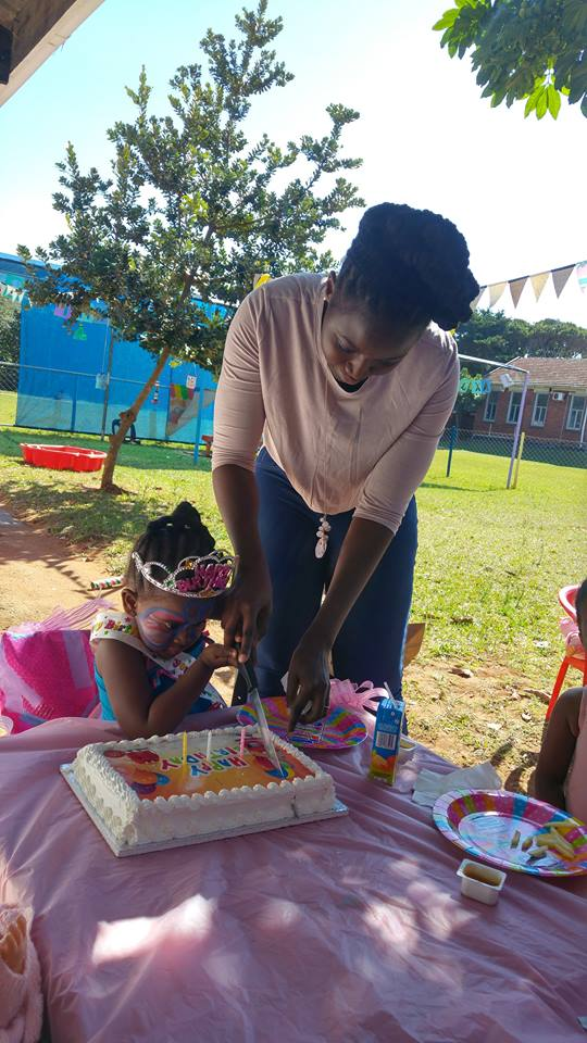 Birth Day Celebration at Little Saints