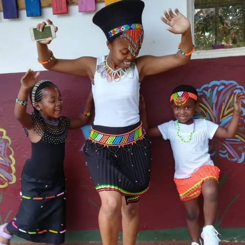 Heritage day at Little Saints